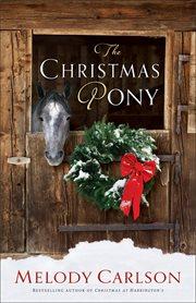 The christmas pony cover image