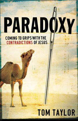 Cover image for Paradoxy