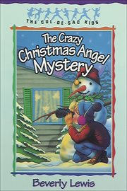 The crazy christmas angel mystery cover image