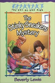 The stinky sneakers mystery cover image
