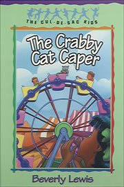 The crabby cat caper cover image