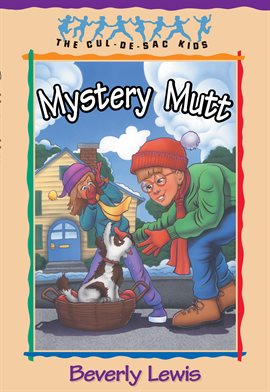 Cover image for Mystery Mutt