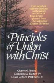 Principles of Union with Christ cover image
