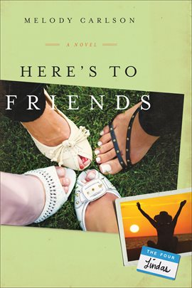 Cover image for Here's to Friends
