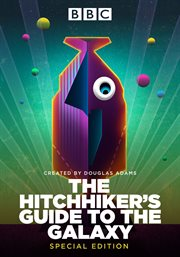 Hitchhiker's guide to the galaxy - season 1 cover image