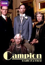 Campion: Death of a Ghost - BBC Special / Peter Davison