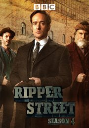 Ripper Street. Season 4 cover image