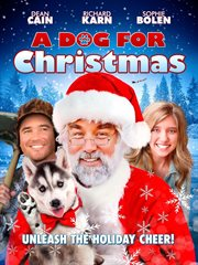 A dog for Christmas cover image