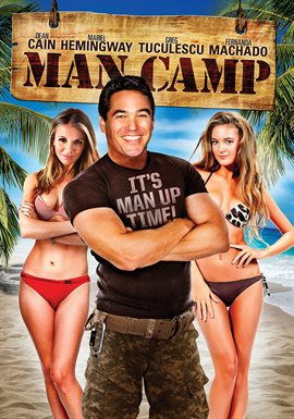 Cover image for ManCamp
