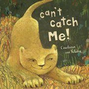 Can't catch me! cover image