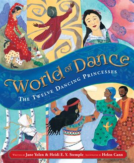 Cover image for The Twelve Dancing Princesses