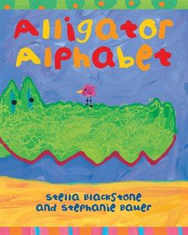 Cover image for Alligator Alphabet