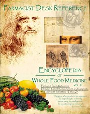 """Whole foods and topics that start with the letters """"T thru Z"""" cover image"""