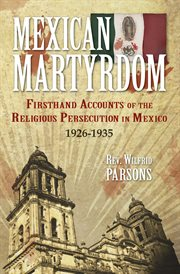 Mexican martyrdom cover image