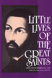 Little lives of the great saints cover image