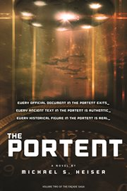 The portent cover image