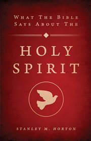 What the Bible says about the Holy Spirit cover image