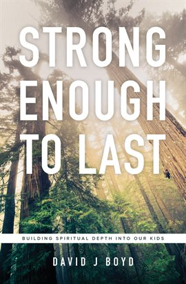 Cover image for Strong Enough to Last