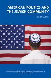 American Politics and the Jewish Community