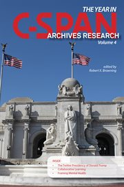 The Year in C-SPAN Archives Research