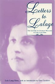 Letters to Lalage