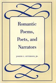 Romantic Poems, Poets, and Narrators