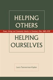 Helping Others, Helping Ourselves