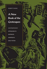 A New Book of the Grotesques