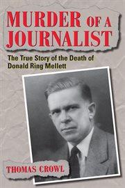 Murder of A Journalist