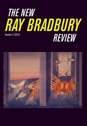 The New Ray Bradbury review. No. 3, 2012 cover image