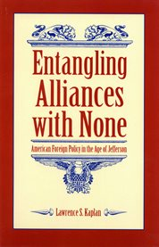 Entangling Alliances With None