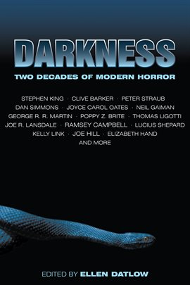 Cover image for Darkness