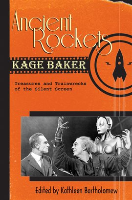 Cover image for Ancient Rockets