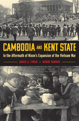 Cover image for Cambodia and Kent State