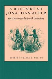 A History of Jonathan Alder