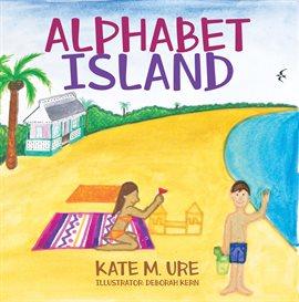 Cover image for Alphabet Island