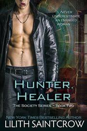 Hunter, healer cover image