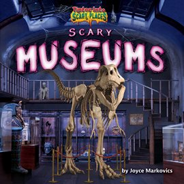 Cover image for Scary Museums