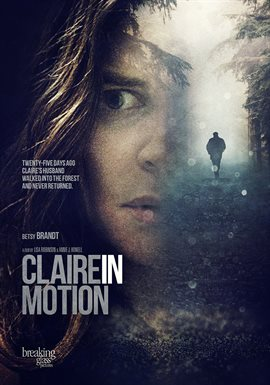 Cover image for Claire in Motion