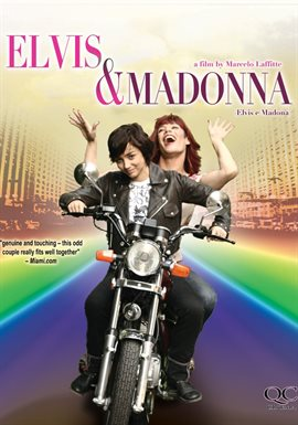 Elvis and Madona