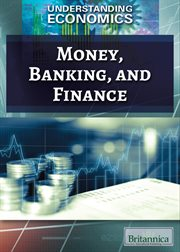 Money, banking, and finance cover image