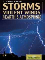 Storms, violent winds, and earth's atmosphere cover image