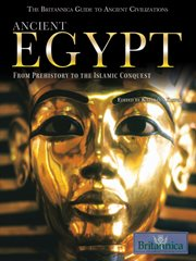 Ancient Egypt: from prehistory to the Islamic Conquest cover image