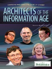 Architects of the information age cover image