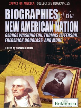 Cover image for Biographies of the New American Nation