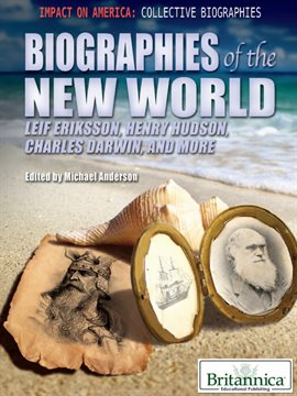 Cover image for Biographies of the New World
