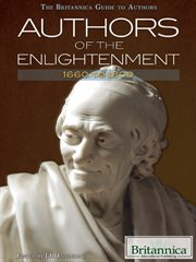 Authors of the enlightenment: 1660 to 1800 cover image