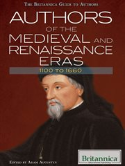 Authors of the Medieval and Renaissance eras, 1100 to 1660 cover image