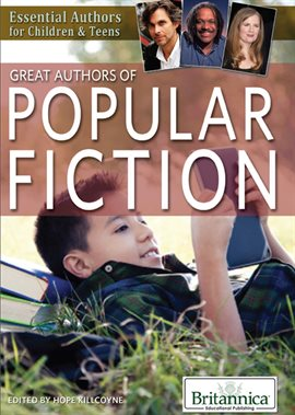 Cover image for Great Authors of Popular Fiction