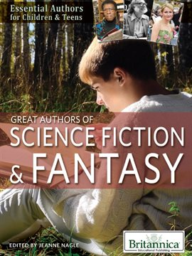 Cover image for Great Authors of Science Fiction & Fantasy